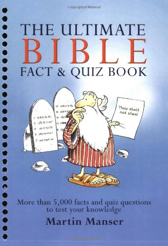 The Ultimate Bible Fact  &  Quiz Book - Chartwell Books