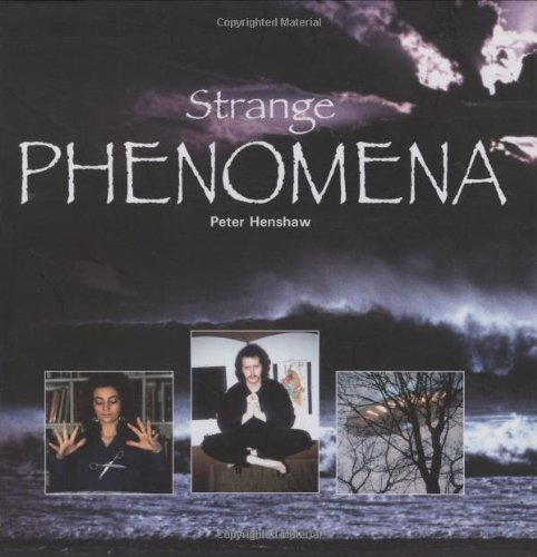 Strange Phenomena (Flexi cover series) - PETER HENSHAW