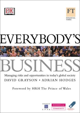Everybody's Business - David Grayson; Adrian Hodges