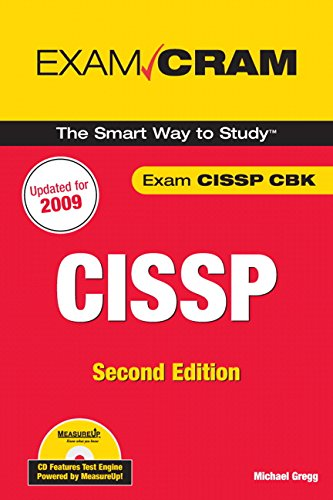 CISSP Exam Cram (2nd Edition) - Michael Gregg