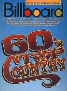 Billboard Top Country Songs of the 60's