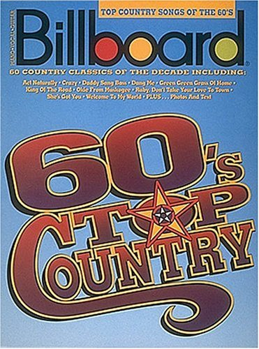Billboard Top Country Songs Of The 60's - Hal Leonard Corp.