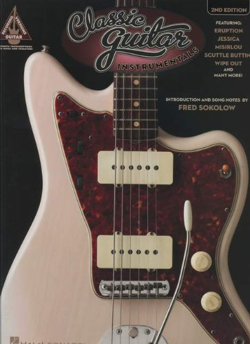 Classic Rock Instrumentals (Guitar Recorded Version) (Guitar Recorded Versions) - Hal Leonard Corp.