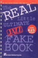 The Real Little Ultimate Jazz Fake Book: C Edition