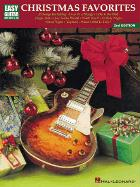 Christmas Favorites: Easy Guitar with Notes and Tab