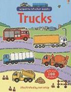 Trucks [With Over 100 Stickers]