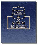 Natl Park Quarters Album 2010-2021