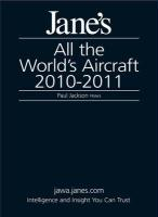 Jane's All the World's Aircraft 2010 - 2011