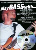 Play Bass with... Linkin Park, Limp Bizkit, System of A Down