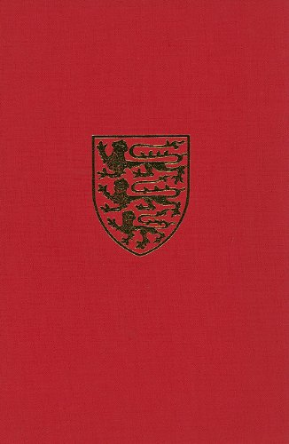 The Victoria History of the County of Sussex (Volumes 4 Index) - Ed.) Salzman, L.F.