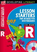 Lesson Starters for Interactive Whiteboards Year R