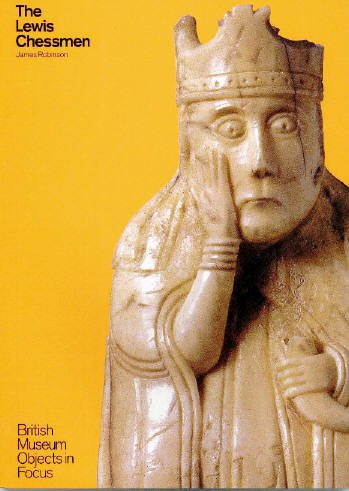 The Lewis Chessmen (Objects in Focus) - J. Robinson