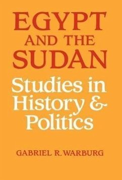 Egypt and the Sudan