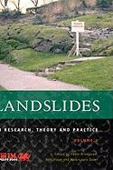Landslides in Research, Theory and Practice, Volume 3
