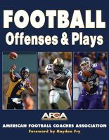 Football Offenses and Plays: