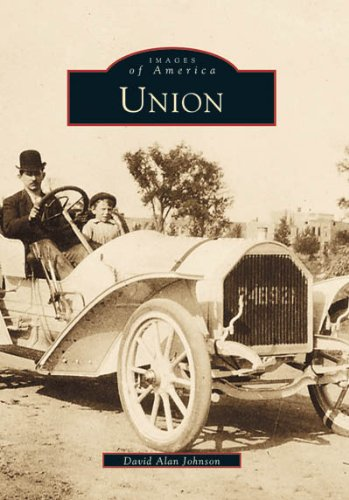 Union (NJ) (Images of America) - David Alan Johnson