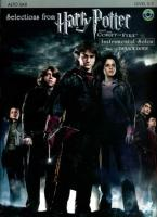"""Selections from """"Harry Potter and the Goblet of Fire: Alto Sax"""