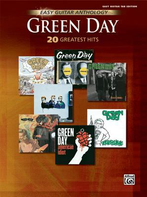 Easy Guitar Anthology : 20 Greatest Hits - Day, Green