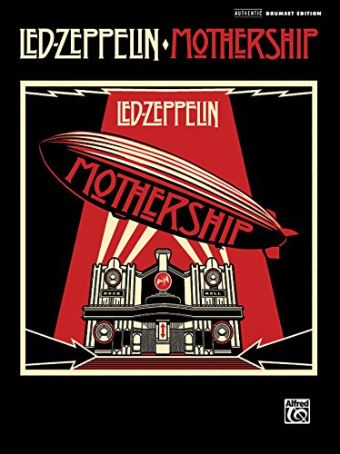 Led Zeppelin: Mothership (Drum Transcriptions) - Led Zeppelin
