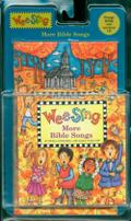 Wee Sing - More Bible Songs, w. Audio-CD