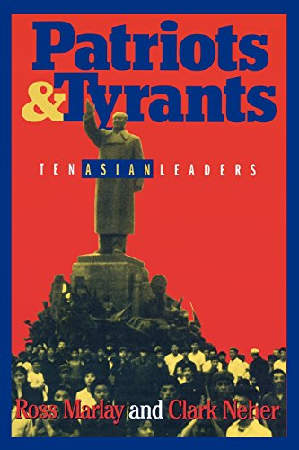 Patriots and Tyrants - Ross Marlay; Clark Neher