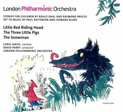 Little Red Riding Hood/The Three Little Pigs/The Snowman - London Philharmonic Orchestra