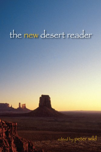 The New Desert Reader - Peter Wild