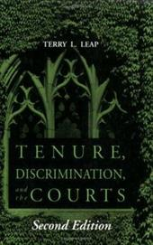 Tenure, Discrimination, and the Courts