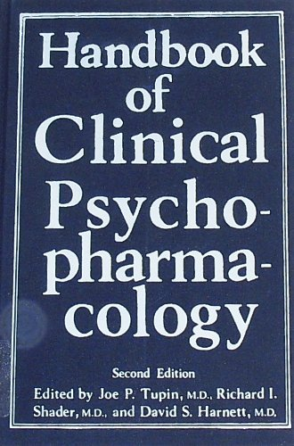 Handbook of Clinical Psych 2ed - Tupin