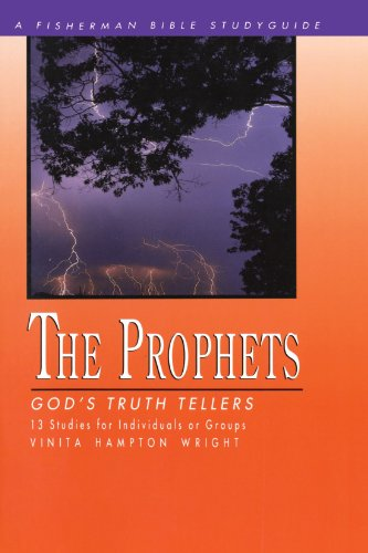The Prophets: God's Truth Tellers (Fisherman Bible Studyguides) - Vinita Hampton Wright