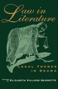 Law in Literature: Legal Themes in Drama