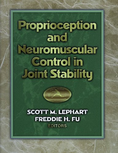 Proprioception Control in Joint Stability - Scott M. Lephart; Freddie H. Fu