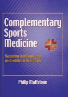 Complimentary Sports Medicine