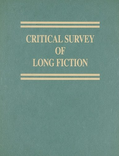Critical Survey of Long Fiction: Ralph Ellison-Jamake Highwater - Carl E. Rollyson; Frank Northen Magill
