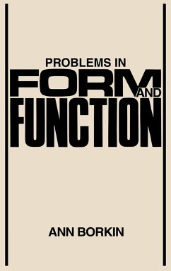 Problems in Form and Function
