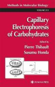 Capillary Electrophoresis of Carbohydrates