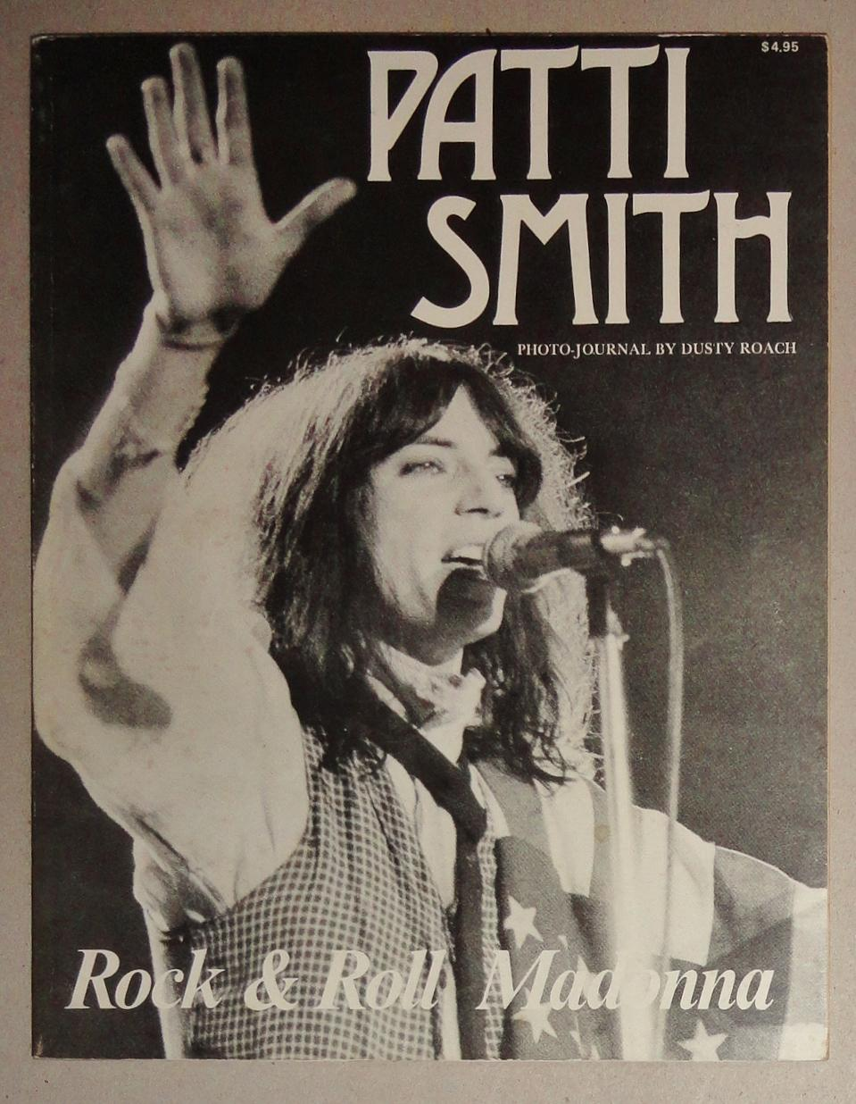 Patti Smith:  Rock and Roll Madonna