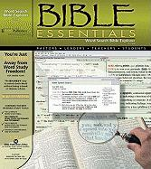 Bible Essentials Bible Essentials: Wordsearch Edition Wordsearch Edition