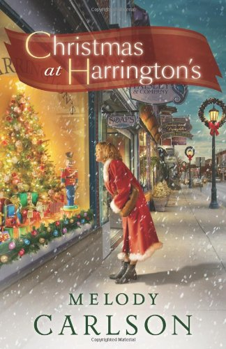 Christmas at Harrington's - Melody Carlson