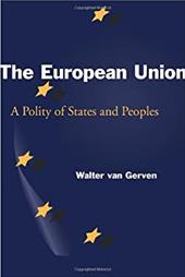 The European Union: A Polity of States and Peoples