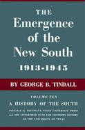 Emergence of the New South
