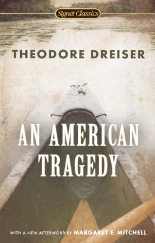 An American Tragedy (Turtleback School  &  Library Binding Edition) (Signet Classics) - Theodore Dreiser