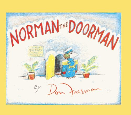 Norman The Doorman (Turtleback School  &  Library Binding Edition) (Picture Puffin Books (Pb)) - Don Freeman