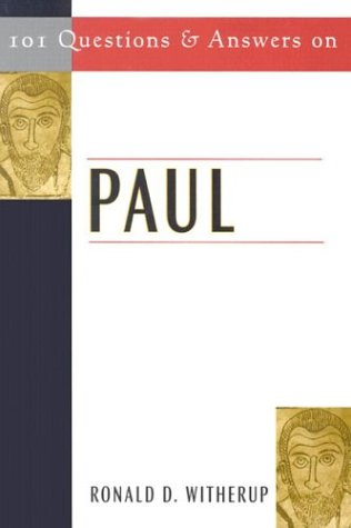 101 Questions and Answers on Paul - Ronald D., SS Witherup
