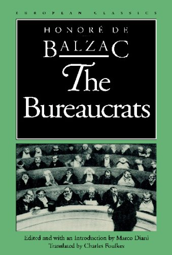 The Bureaucrats (European Classics) - Honore de Balzac