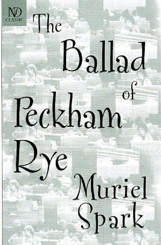 The Ballad of Peckham Rye (New Directions Classic) - Muriel Spark