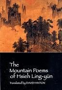 The Mountain Poems of Hsieh Ling-Yun