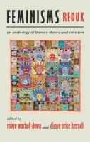 Feminisms Redux: An Anthology of Literary Theory and Criticism
