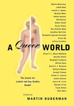 Queer Representations: Reading Lives, Reading Cultures (a Center for Lesbian and Gay Studies Book)