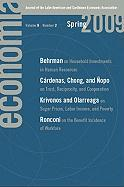 Economia: Spring 2009: Journal of the Latin American and Caribbean Economic Association